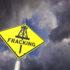 Fracking verboten Sinnbild