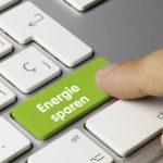 Strom sparen mit Computer Taste