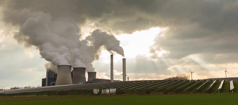 Kraftwerk - solarenergie - Windraeder