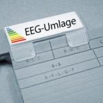 """Die Akte """"EEG-Umlage"""" wurde bis tief in die Nacht verhandelt"""