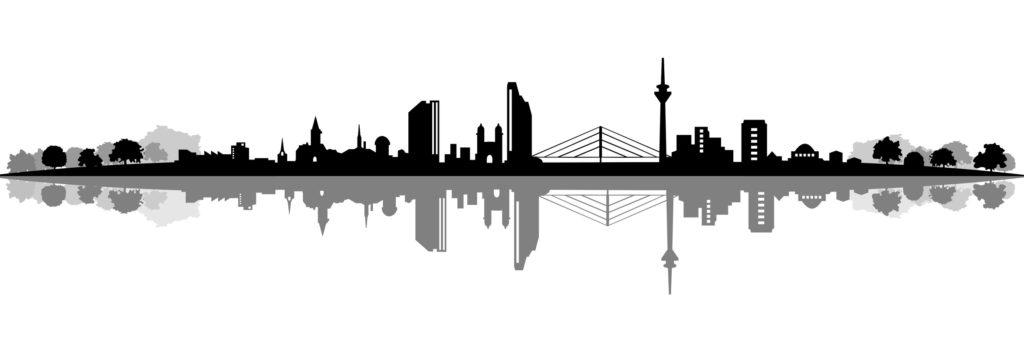 Skyline Dsseldorf
