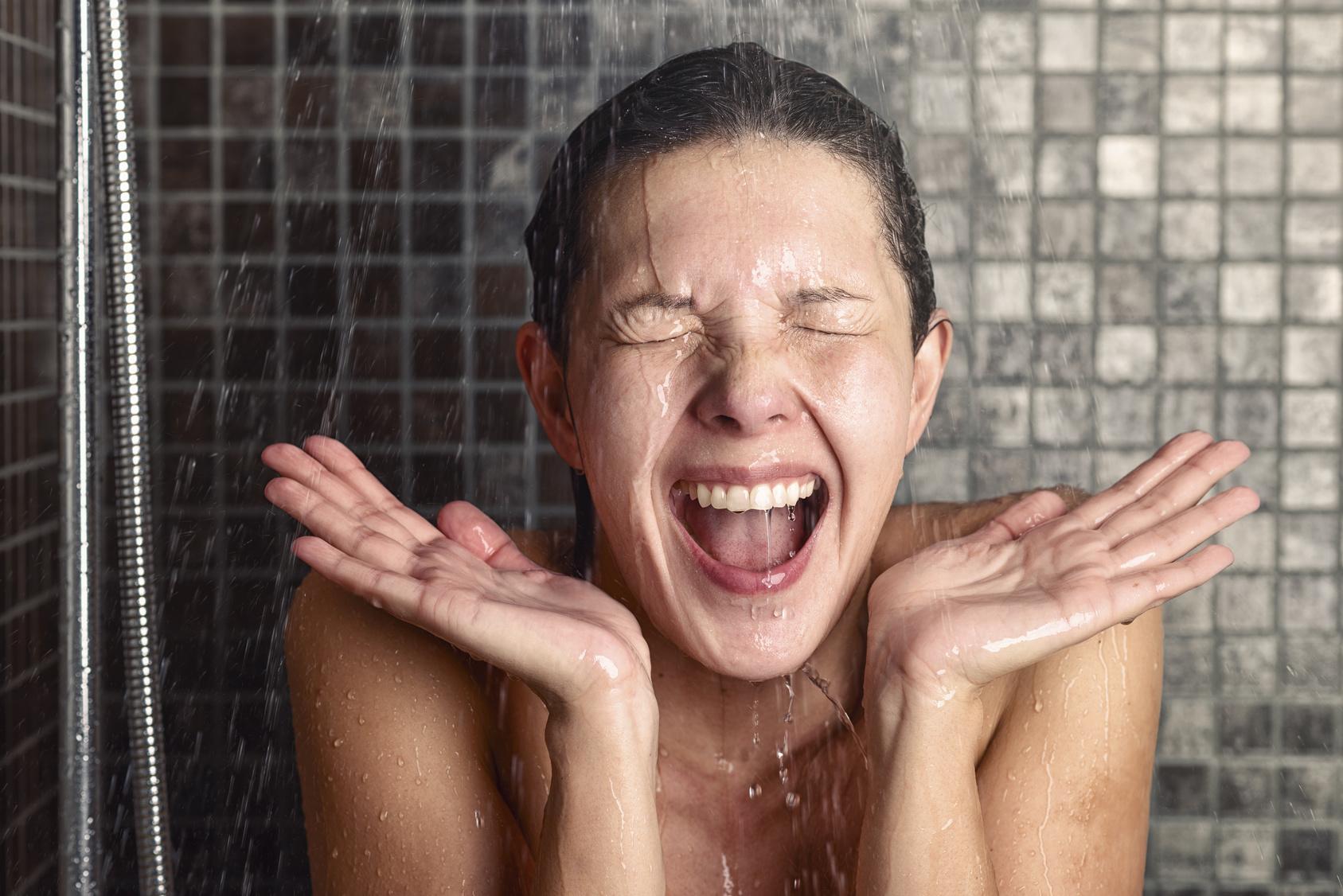 Energiespartipp 3: Nichts für schwache Nerven, aber für niedrige Stromkosten - kalt duschen